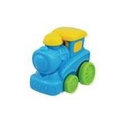Trem Auto Zoom com Corda - Dican