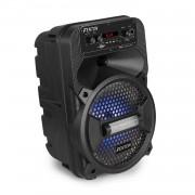 Fenton FPC8, парти високоговорител, bluetooth, USB / SD / AUX, LED, дистанционно управление (Sky_170.087)