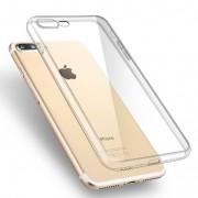 Husa iPhone 7 Plus Super Slim 0.5mm Silicon Gel TPU Transparenta