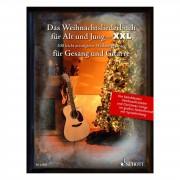 Schott Music Das Weihnachtsliederbuch für Alt und Jung - XXL