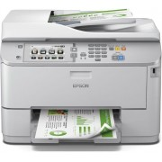 Multifunctional Inkjet color EPSON WorkForce Pro WF-5690DWF, A4, Wireless (Alb)