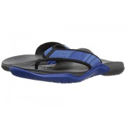 Crocs Swiftwater Flip Blue JeanSlate Grey