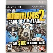 Borderlands 2: Game Of The Year Edition - Ps3 - Unissex