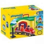 Комплект Плеймобил 6783 - Преносим влак, Playmobil, 290978