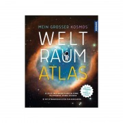 Kosmos Verlag Mein großer Weltraumatlas