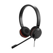 Jabra EVOLVE 30 II Wired Over-the-head Stereo Headset