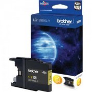 Brother LC-1280XL Yellow Ink Cartridge for MFC-J6510/J6910 - LC1280XLY