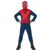 Pókember Ultimate Spiderman jelmez - 127-137 cm