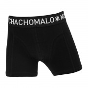 Boxershorts Jongens 2-pack Zwart