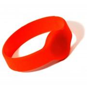 10 Braccialetti RFID in gomma 1k 13.56MHZ