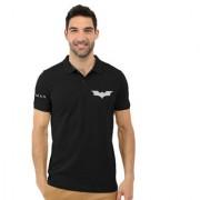 Batman Superhero Fanart Polo High Quality Unisex Casual T-shirt 220 GSM T-shirts