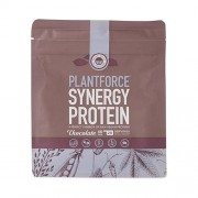 Plantforce Protein Synergy Chokolade - 400 G