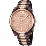 Reloj F16855/1 Dorado Festina Hombre Boyfriend Collection