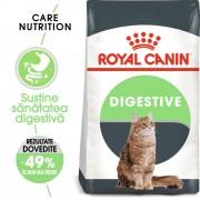 Hrana uscata pentru Pisici, Royal Canin Digestive Care, 2 kg