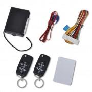 Centrale deurvergrendeling set 2 afstandsbedieningen VW, Skoda, Audi