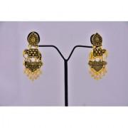 cazines Ethnic-Style Jhumka Earrings with elephant shape Jhumki Earring