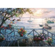 Puzzle 1000 piese - Treasures Of The Sea-NICKY BOEHME