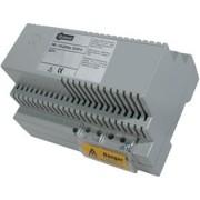 Golmar FA-802 Tápegység 2 vezetékes video kaputelefonokhoz 230VAC26VDC túlterhelés és rövidzár védett.