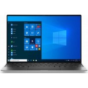 Ultrabook Dell XPS 13 9300 Intel Core (10th Gen) i7-1065G7 1TB SSD 16GB UltraHD+ Touch Win10 Pro Tast. ilum. FPR Silver