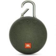 JBL Altavoz Bluetooth portátil JBL Clip 3 Verde