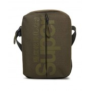 Superdry Invisible Pouch Bag Green
