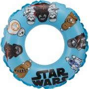 Star Wars Waterspeelgoed Star Wars zwemband/zwemring 45 cm voor jongens/meisjes/kinderen