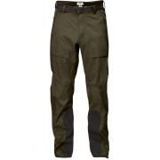 FjallRaven Keb Eco-Shell Trousers - Dark Olive - Regenhosen XXL