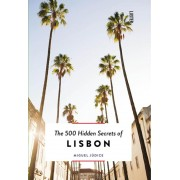 Reisgids The 500 Hidden Secrets of Lisbon | Luster