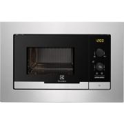 Cuptor cu microunde incorporabil EMS20107OX, 20 L, 800 w, inox