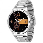 TRUE CHOICE SILVER TC 06 SUPER NEW BRAND ANALOG WATCH FOR MEN BOYS.