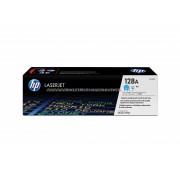 HP CE321A Toner Cyan 1,3k No.128A Eredeti HP kellékanyag cikkszám: CE321A