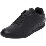 Puma Men's Black BMW MMS MCH II Sneakers