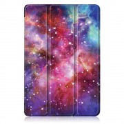 Shop4 - Huawei MediaPad M5 Pro 10.8 Hoes - Smart Book Case Cosmic Stars