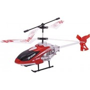 Xhaiden Plastic Remote Control 3D Helicopter Durable King with Lights (Multicolour, vs3_toy_6)