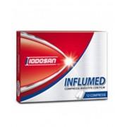 Iodosan Spa Iodosan Influmed Trattamento Sintomatico Influenza 12 Compresse Rivestite