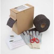 Xcluder Kit (rol van 5 meter 10 cm breed, schaar en handschoenen)