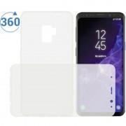 Capa em TPU Ksix Flex 360 Protection para Samsung Galaxy S9 - Transparente