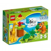 Конструктор LEGO Дупло Вокруг света малыши