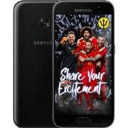 Samsung Galaxy A3 2017 - Inclusief Rode Duivels Cover - Zwart