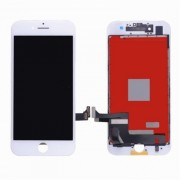 iPhone 8 Skärm med LCD Display - Vit