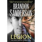 Legion: The Many Lives of Stephen Leeds, Hardcover/Brandon Sanderson