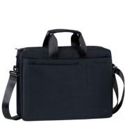 Notebook táska, 15,6, RIVACASE Biscayne 8335, fekete (NTRB8335B)