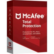 McAfee Total Protection 2020 Multi Device 10 Device 1 Anno Licenza ESD