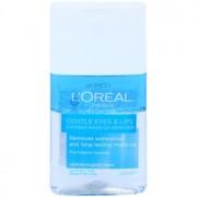 L'Oréal Paris Gentle Augen- und Lippen-Make-up Entferner für empfindliche Haut 125 ml