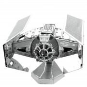 Professor Puzzle Kit de Construcción Star Wars Caza TIE de Darth Vader