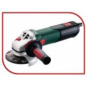 Шлифовальная машина Metabo WEV 15-125 Quick 1550Вт 600468500