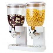 Dozator cereale dublu 7 litri