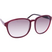 Carrera Over-sized Sunglasses(Clear)