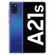 Samsung Galaxy A21s 4GB/64GB 6,5'' Azul