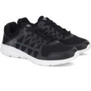 Fila MEMORY FINITY Running Shoes For Men(Black, Grey)